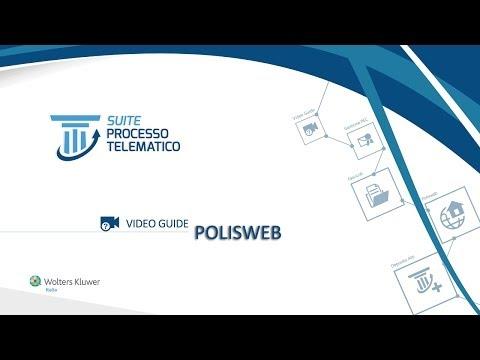 Guida Suite Processo Telematico - 03 - Polisweb