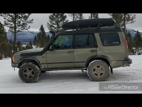 Land Rover Discovery Engine Re-build and Replacement