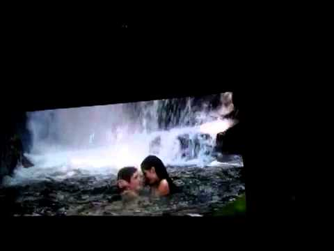 Breaking Dawn part 1 honeymoon scene - YouTube