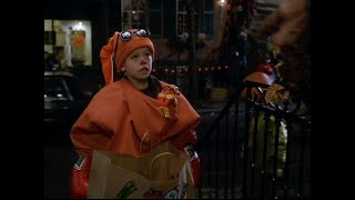 Big Daddy (9/13) Best Movie Quote - Halloween Scene (1999)