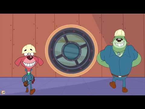 Rat-A-Tat|'Pirate Ship Fireworks Shoot Off Kids Animation Videos'|Chotoonz Kids Funny Cartoon Videos
