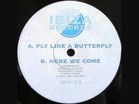 Potential Bad Boy - Fly Like A Butterfly (Ibiza Records)