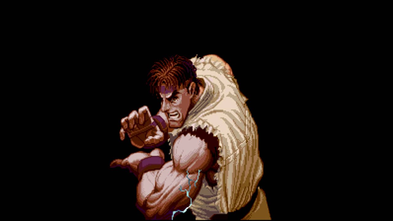 Super street fighter 2 theme intro hd quality snes - Street fighter 2 wallpaper hd ...