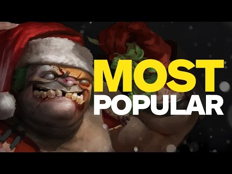 The 5 Most Popular Dota 2 Heroes