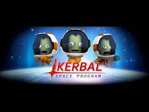 Kerbal Space Program Career #1 - Too Much Speed!