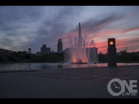 Timelapse Tribute to Mother's Day in Omaha