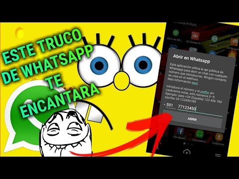 nuevo truco de whatsapp spy whatsapp