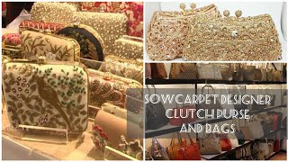 Sowcarpet Designer Bags and clutch part 1/ where to buy good quality Hand bags at sowcarpet