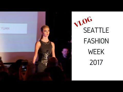 SEATTLE FASHION WEEK | VLOG 🎥 | Seanna Miriah