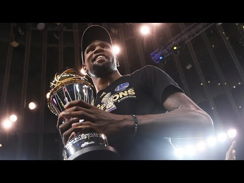 Kevin Durant 2017 Finals MVP FULL SERIES HIGHLIGHTS