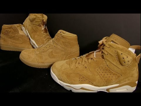 0bdb589802b1f0 Air Jordan Retro 6 Golden Harvest