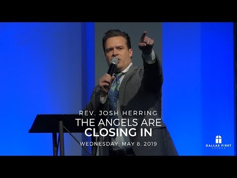 Rev. Josh Herring – The Angels Are Closing In