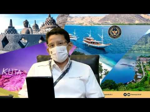 Bali Update Podcast with Sandiaga Uno