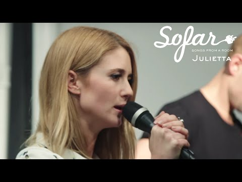 Julietta - Goosebumps | Sofar NYC