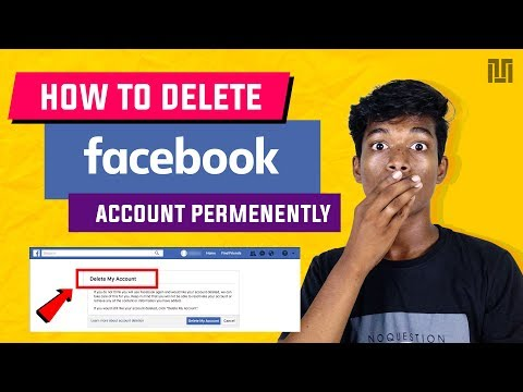 How To Delete Facebook Account Permanent In Tamil   Delete Fb Account   Delete Fb   Maran Tech