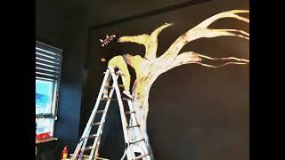 런스카이#벽그림