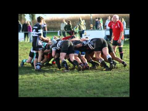 Chew valley U16's RFC vs Winscombe U16's RFC