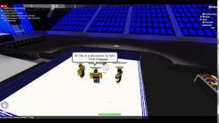TNX NXT Staff Meeting Part 2 [ROBLOX]