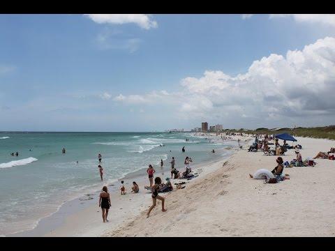 View Of St Andrews Beach Panama City Florida