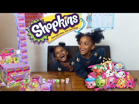 Shopkins Surprise | LOADS OF CANDY!!!