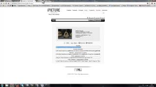 Видеоурок(1) Загрузка изображений на форум