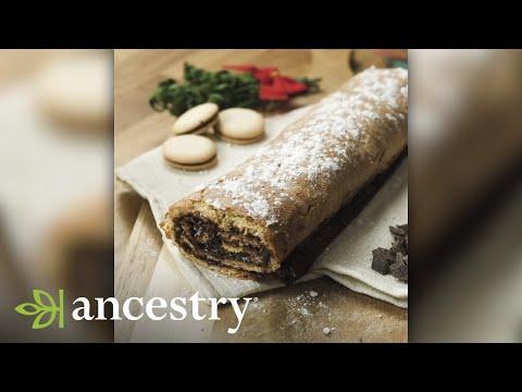 Yule Log | Recipe Records | Ancestry