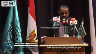 مصر العربية | محمود كامل: نقابة الصحفيين ستظل حصينة أمام محاولات كسرها