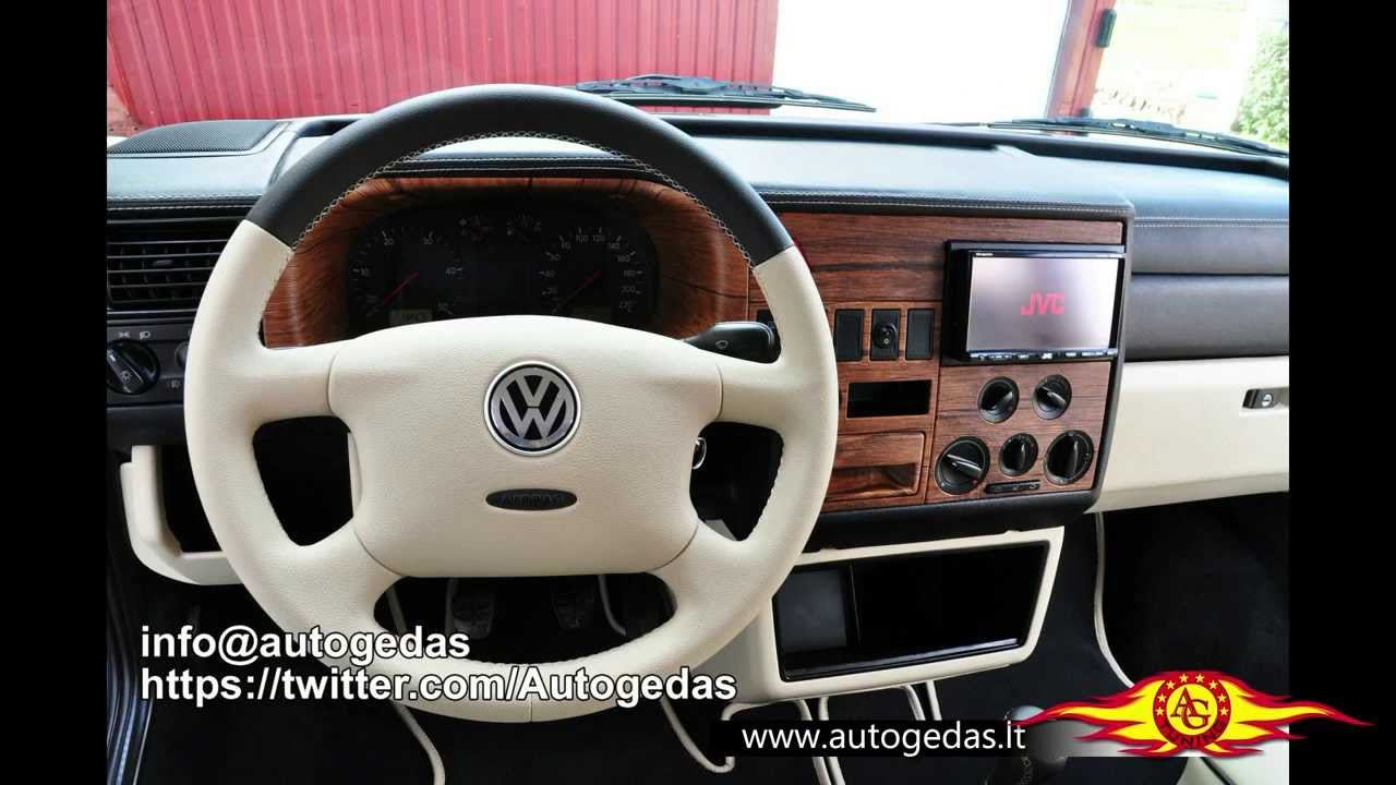 Volkswagen T4 Styling And Moding Youtube