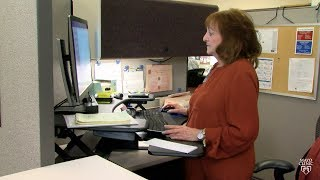 Mayo Clinic Minute: Lose weight by just standing