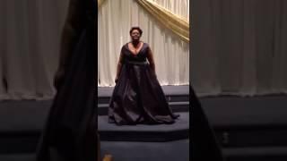 "Lucia Renata Bradford sings ""Habanera"" from Bizet's Carmen"