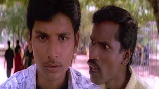 jiiva and his friend follow naasar daughter