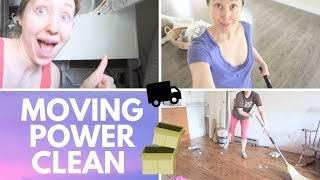 Moving Super Clean | Cleaning For Moms |