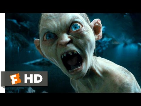 Thumbnail: The Hobbit: An Unexpected Journey - Riddles in the Dark Scene (8/10) | Movieclips