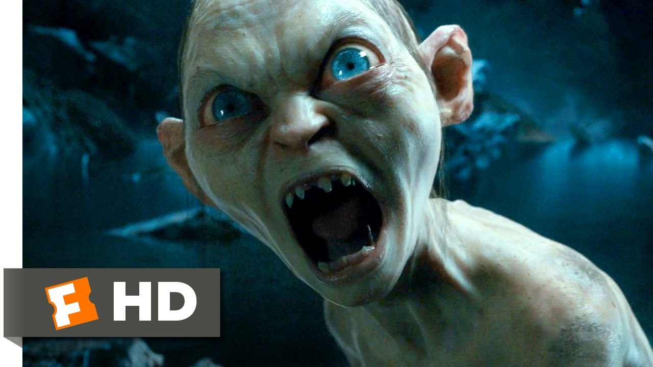 Download The Hobbit: An Unexpected Journey - Riddles in the Dark Scene (8/10) | Movieclips