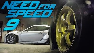 Jak tu driftować? :( #9 | Need For Speed 2015 XO