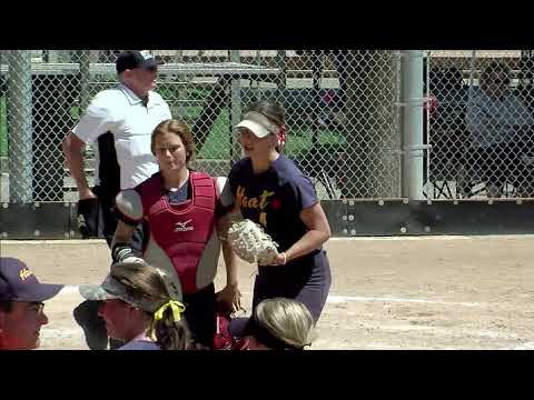 Delta Heat vs. Benicia Outlaws - 2019 18A Fast Pitch Western National