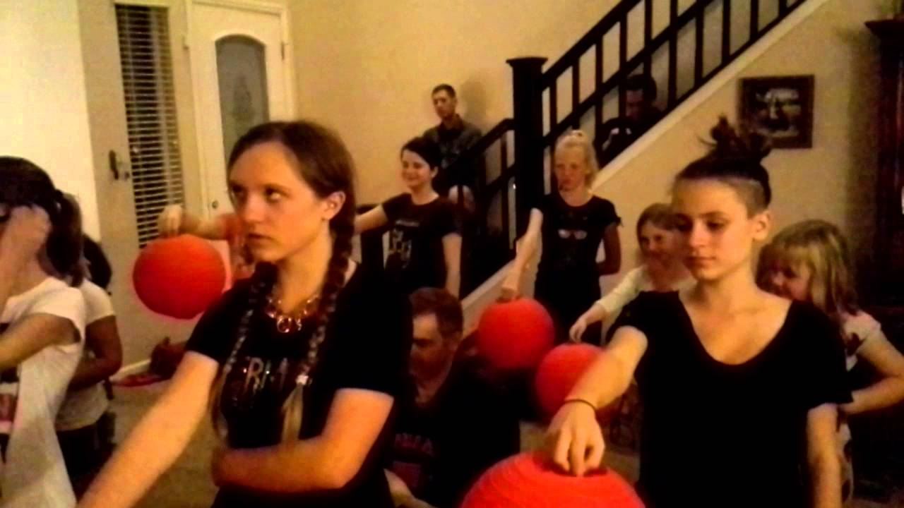 Humming Chorus rehearsal video #2