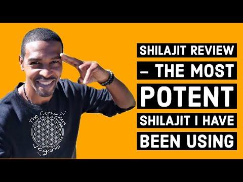 Shilajit Review : The most potent shilajit I have been using for 3 years aka moomiyo thumbnail