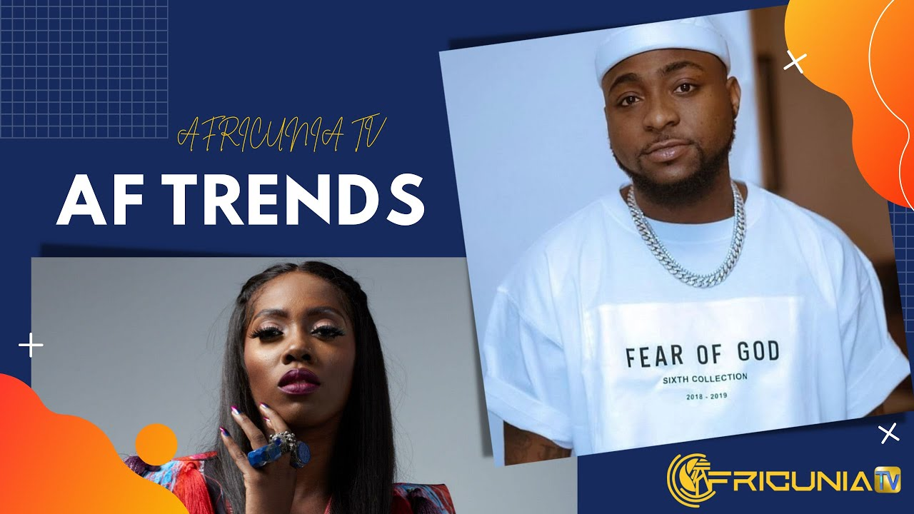 AF TRENDS Ep12 | Tiwa Savage leaked tape; Tonto Dikeh opened up about herself; Davido's son Ife