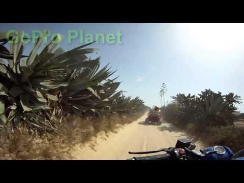 GoPro HD Quad Tour Djerba [ Tunesia ] 2012 PART 1