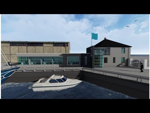 Ambitious 25-year growth plan for Warrenpoint Port revealed