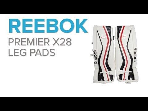 Reebok Premier X28 Leg Pads