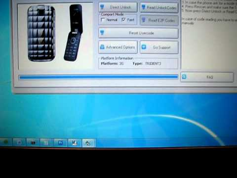 SRS Direct Unlock Samsung GT-S5150 Diva Folder