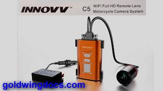GoldwingDocs Review of the Innovv C5 Motorcycle Camera
