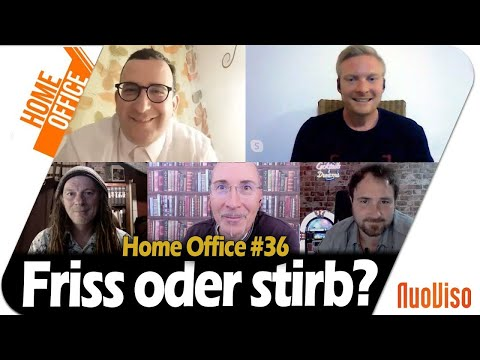Home Office #36 - Friss oder stirb? -