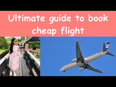 How To Book Cheap Flight Tickets | Tips & Tricks To Book Your Cheap Flights | Plan Europe Trip