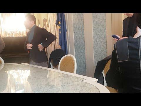 Conferenza stampa capodanno Rai