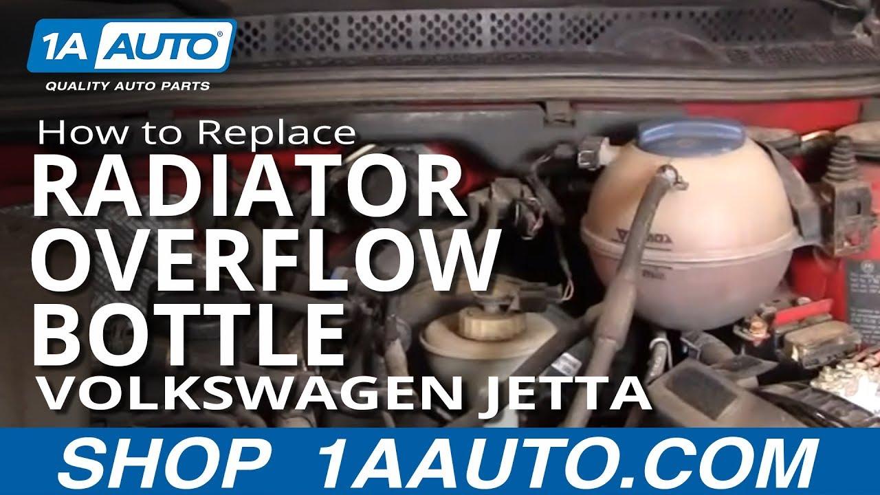 Antifreeze Volkswagen Passat Vw Engine Coolant Bottle