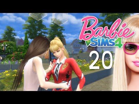 The Sims 4 Barbie #20 ถ้ำลึกลับในเมืองทะเลทราย