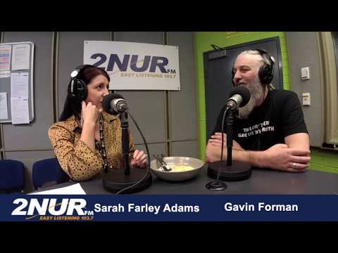 Chef Gavin Forman – mushroom ravioli